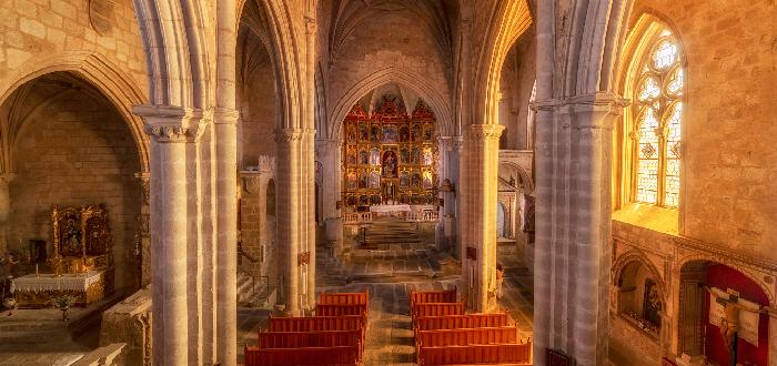 Qué ver en Trujillo | Iglesia de Santa María la Mayor