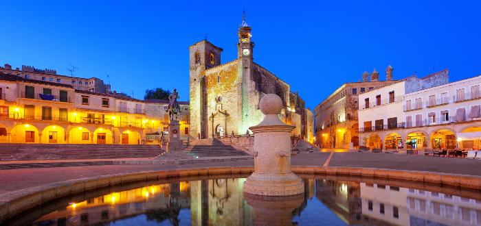 Qué ver en Trujillo | Plaza Mayor Trujillo