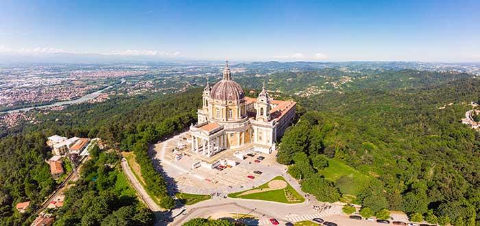Qué ver en Turín   Basílica de Superga
