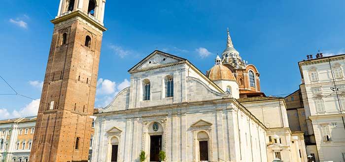 Qué ver en Turín   Catedral de Turín