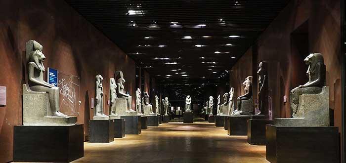 Qué ver en Turín   Museo Egipcio de Turín