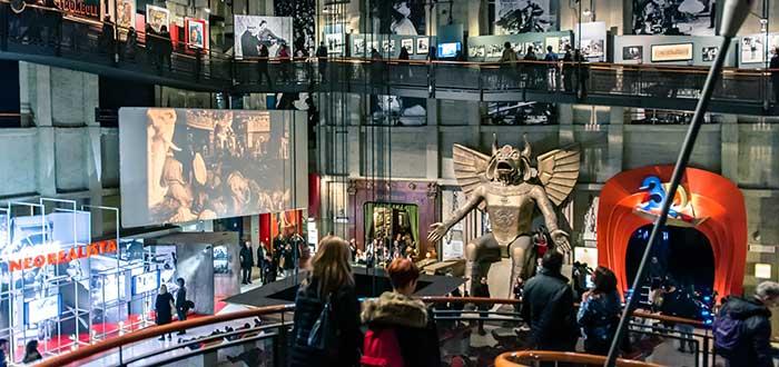 Qué ver en Turín   Museo Nacional del Cine de Turín