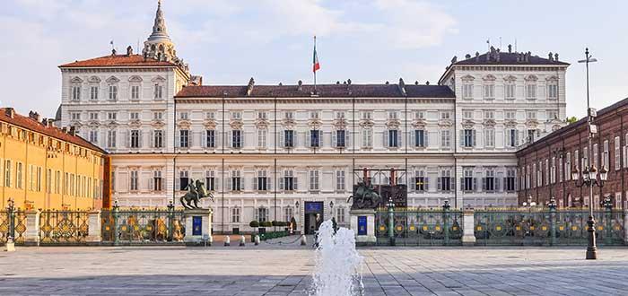 Qué ver en Turín   Palacio Real de Turín