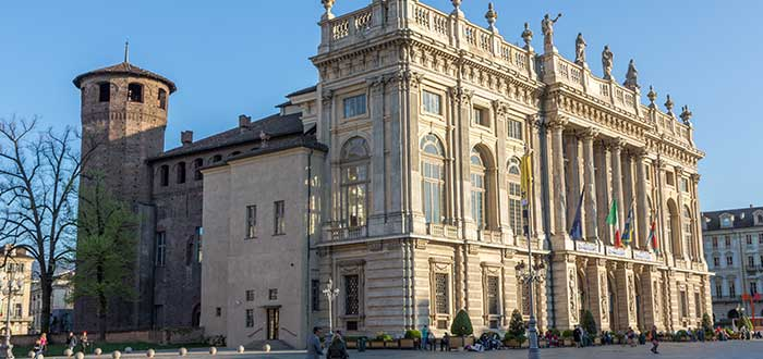 Qué ver en Turín   Palazzo Madama