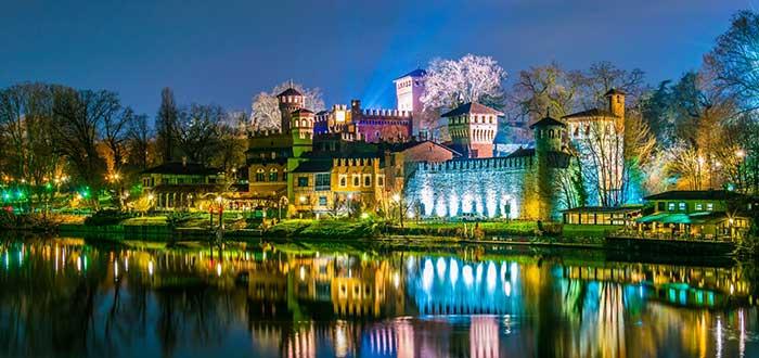 Qué ver en Turín | Parco del Valentino