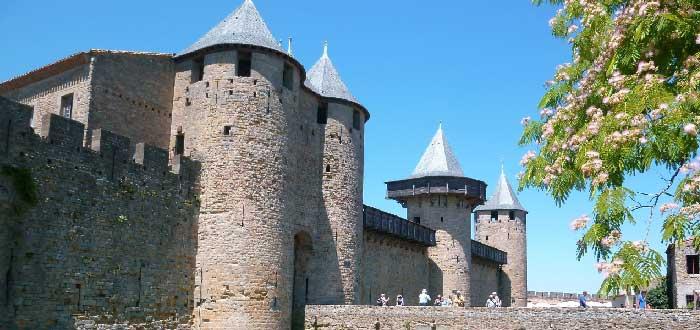 Qué ver en Carcasona | Château Comtal