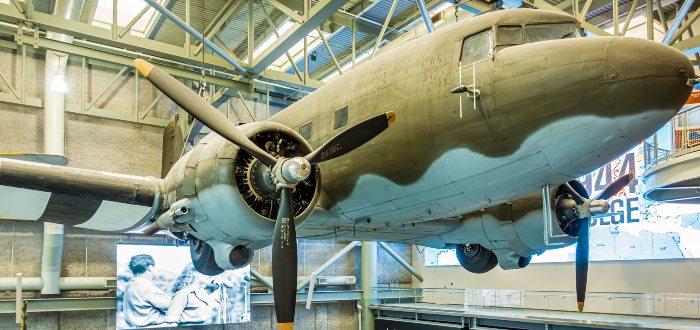 Qué ver en Nueva Orleans,The National WWII Museum
