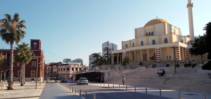 10 Ciudades de Albania. Durrës