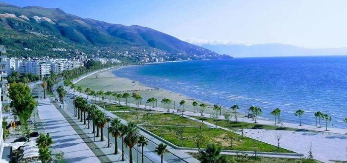 10 Ciudades de Albania. Vlorë