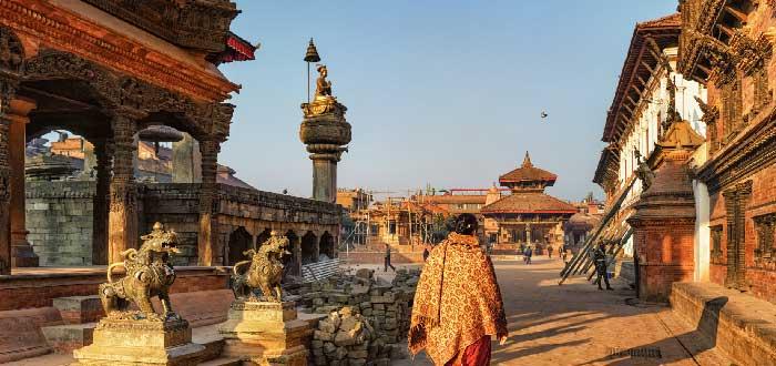 Qué ver en Nepal |Bhaktapur Durbar Square