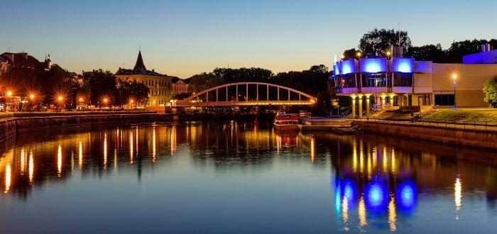 Ciudades de Estonia, Tartu
