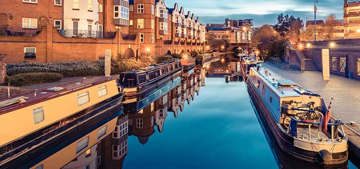 Ciudades de Reino Unido | Birmingham