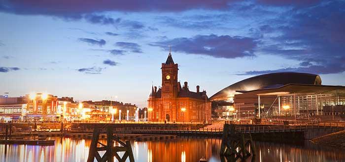 Ciudades de Reino Unido | Cardiff