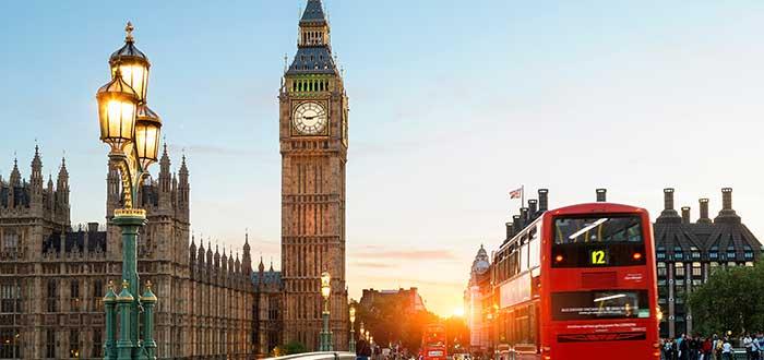 Ciudades de Reino Unido | Londres