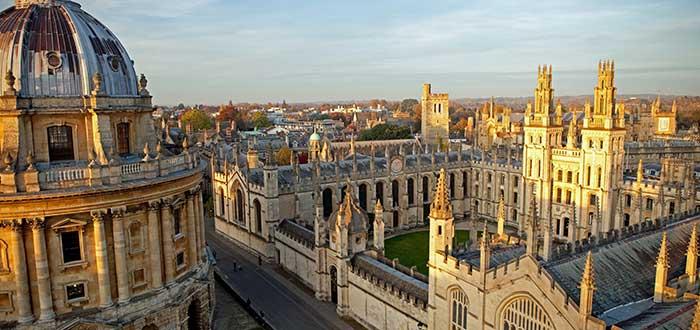 Ciudades de Reino Unido | Oxford