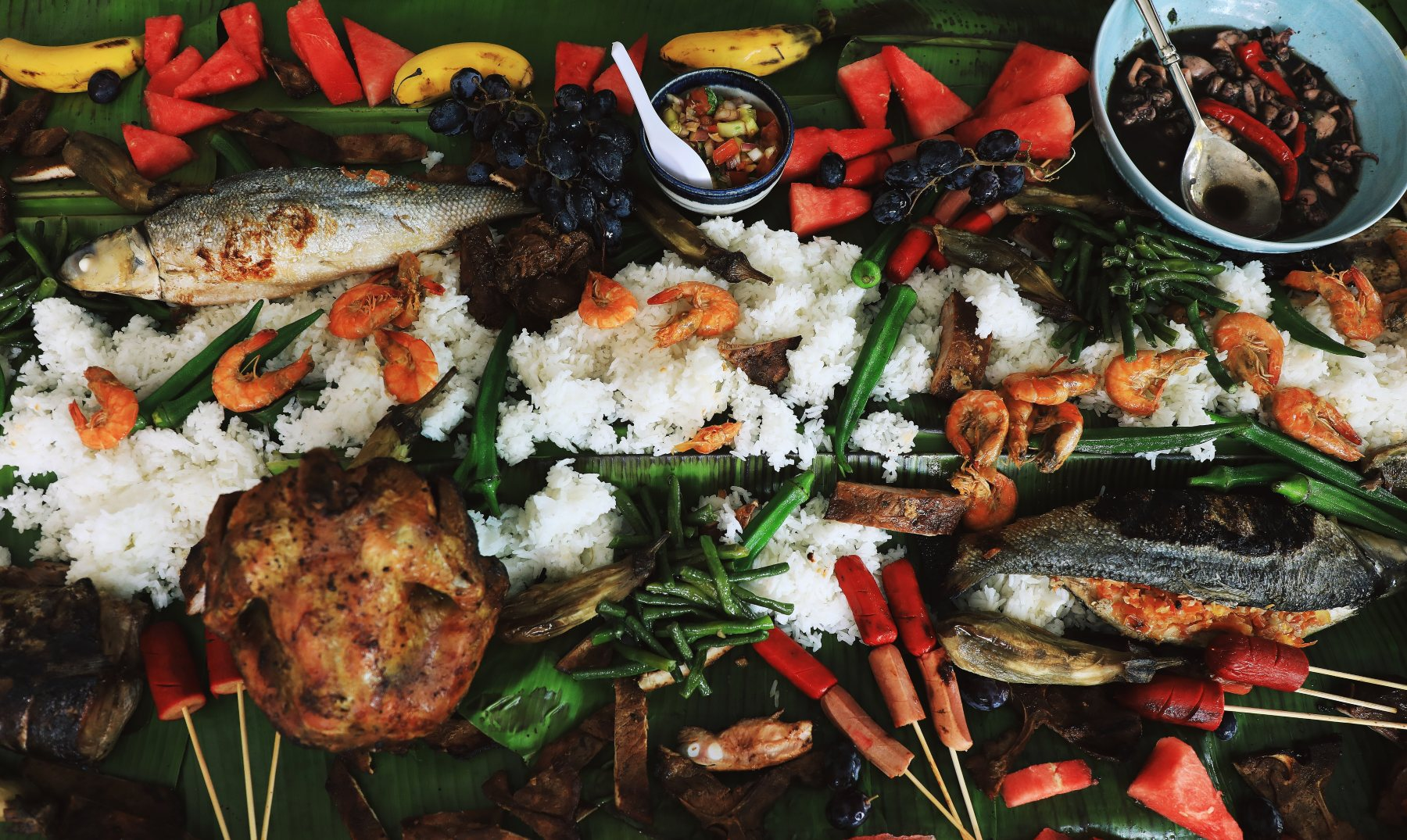 Comida típica de Filipinas, platos imprescindibles