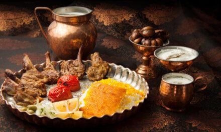 Comida típica de Irán | 10 Platos Imprescindibles