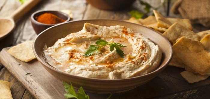 Comida típica de Dubái | Hummus