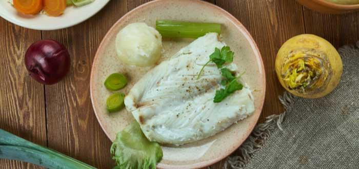 Comida-típica-de-Noruega.-Lutefisk