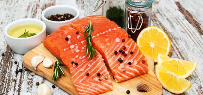 Comida-típica-de-Noruega.-Salmón-salvaje