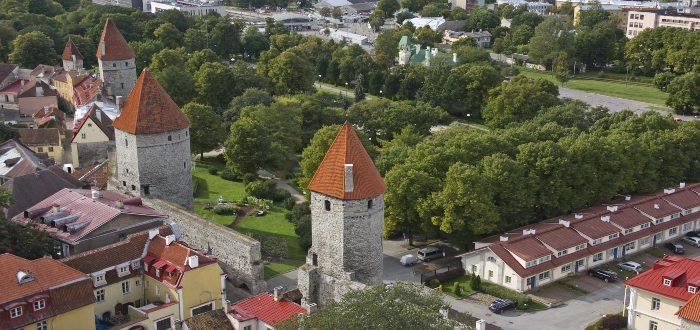 Estonia, Iglesia de San Olaf
