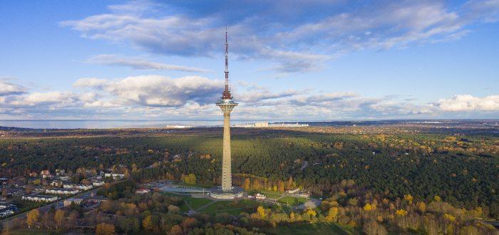Torre de televisión de Tallin