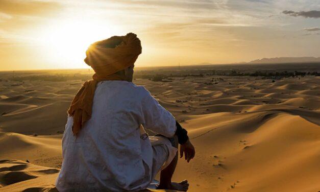 La aventura de conocer el desierto de Marruecos