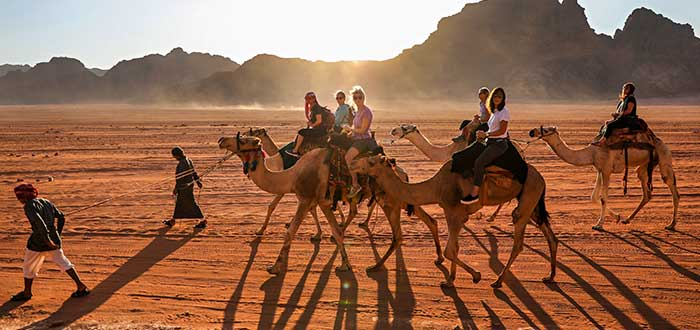 La aventura de conocer el desierto de Marruecos. 1