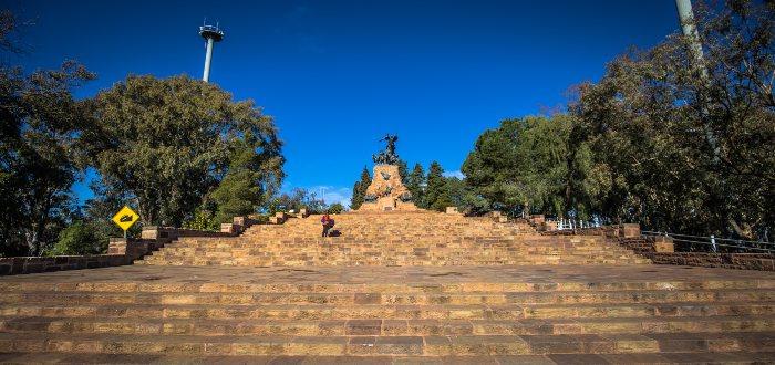 Memorial de la Bandera del Ejército de Los Andes