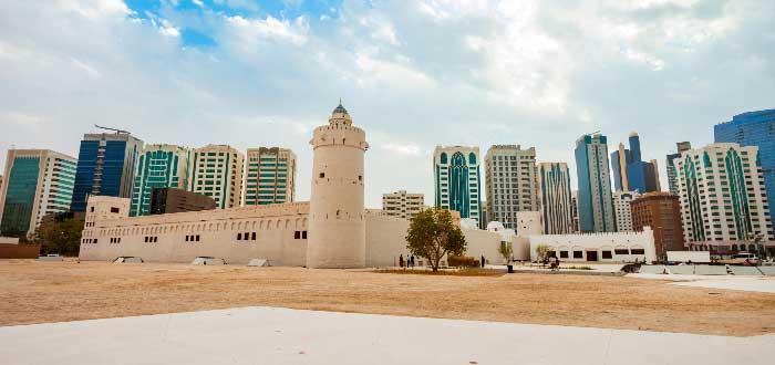 Qué ver Abu Dabi | Qasr Al Hosn