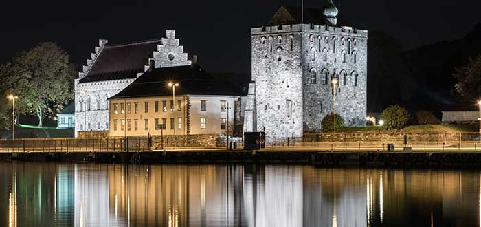 Qué ver en Bergen | Fortaleza de Bergenhus