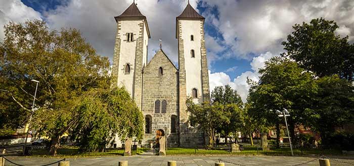 Qué ver en Bergen | Iglesia de Santa María