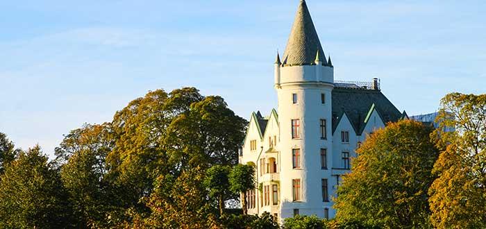 Qué ver en Bergen | Palacio de Gamlehaugen