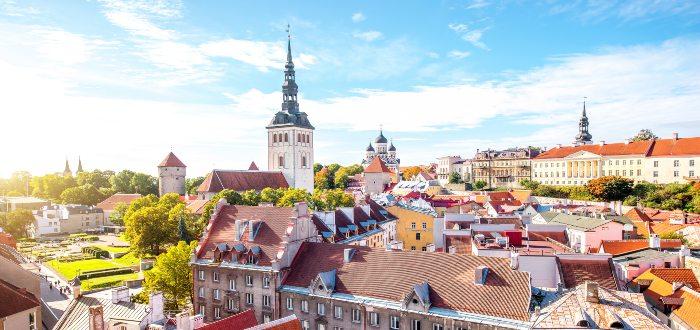 Qué ver en Estonia, Iglesia de San Nicolás