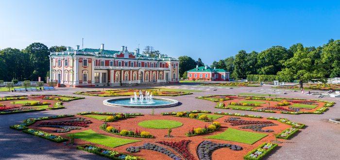 Qué ver en Estonia, Palacio Kadriorg