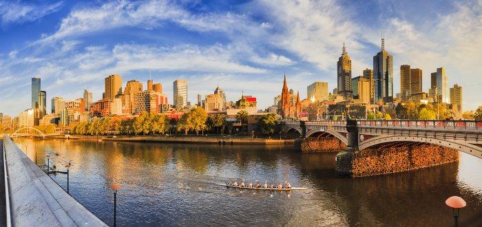 Qué ver en Melbourne, Río yarra