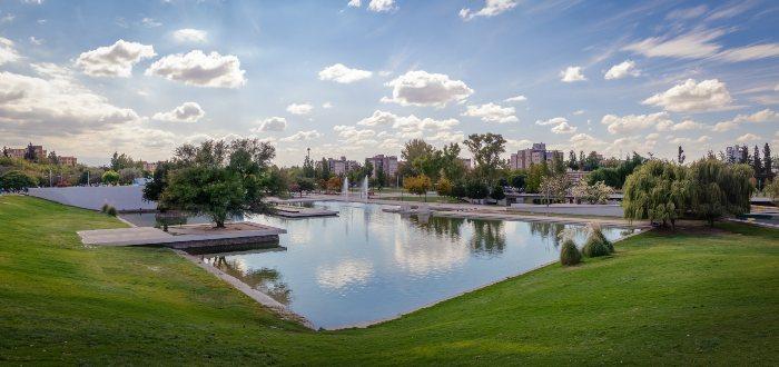 Qué ver en Mendoza, Parque Central