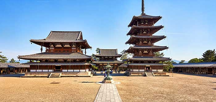 Qué ver en Nara | Hōryū-ji