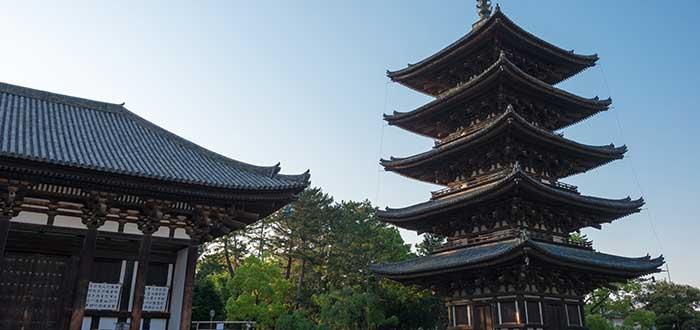Qué ver en Nara | Kōfuku-ji