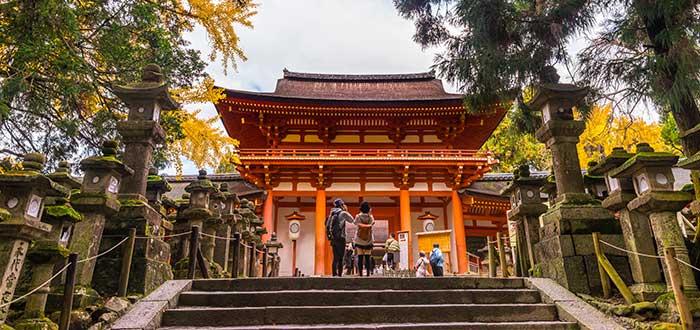 Qué ver en Nara | Kasuga-taisha