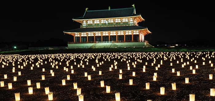 Qué ver en Nara | Palacio Heijō