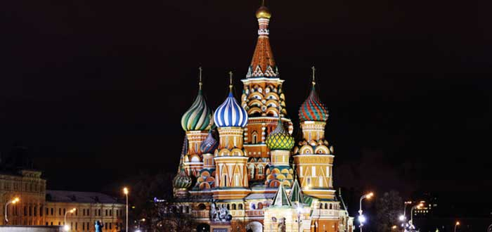 Qué ver en Rusia: Catedral de San Basilio