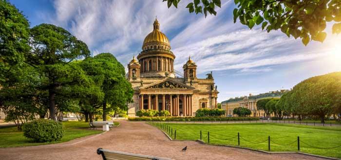 Qué ver en Rusia: Catedral de San Isaac