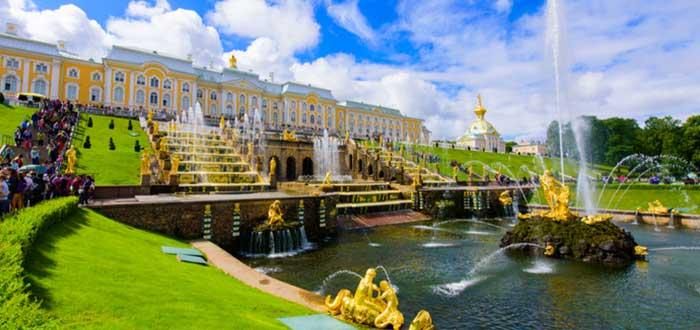 Qué ver en Rusia: Palacio Peterhof