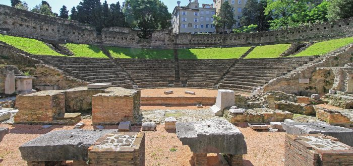 Teatro Romano de Trieste