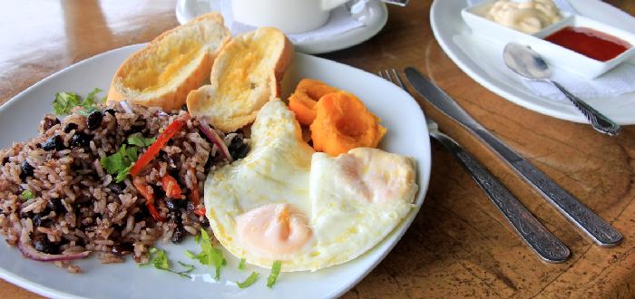 comida típica de Nicaragua | Gallo Pinto