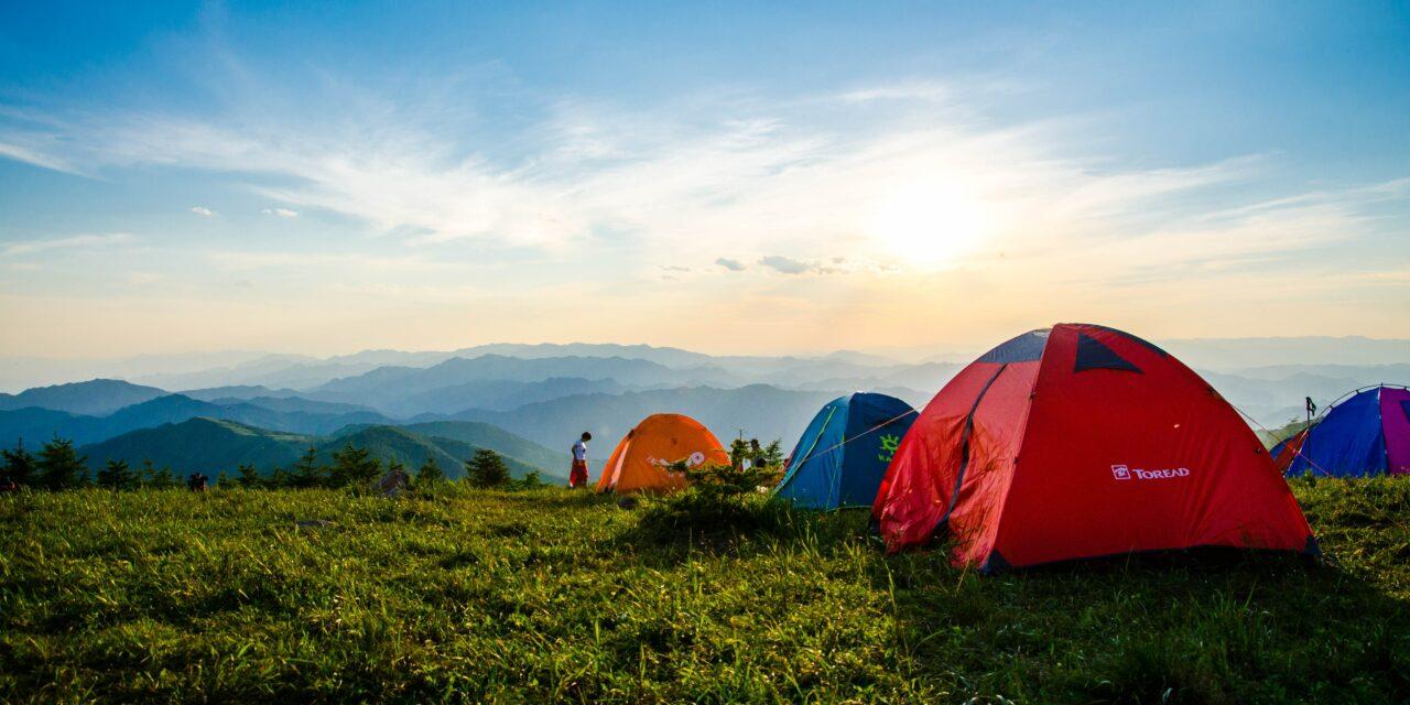 Lugares increíbles y poco conocidos para el camping en familia