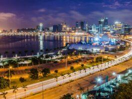 Ciudades de Angola