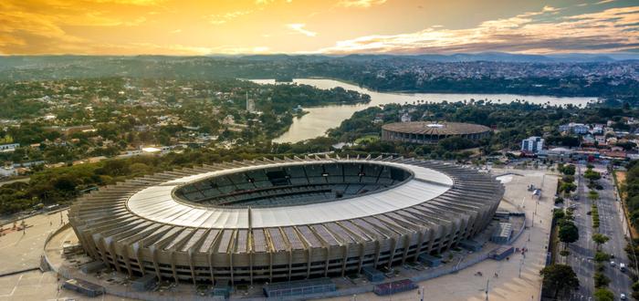10 Ciudades de Brasil. Belo Horizonte