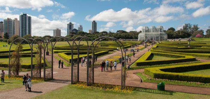 10 Ciudades de Brasil. Curitiba